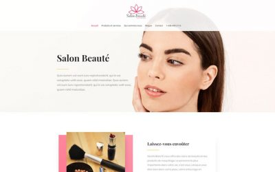 Salon Beauté – Boutique