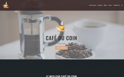 Café du coin – Boutique